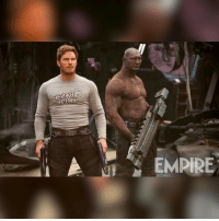New Guardians of the Galaxy Vol. 2 image released by Empire Magazine!: NERAB  EMPIRE New Guardians of the Galaxy Vol. 2 image released by Empire Magazine!