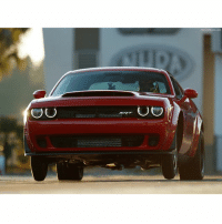 Dodge Challenger SRT Demon or Hennessey Camaro 'The Exorcist'?: NetCarShow.com Dodge Challenger SRT Demon or Hennessey Camaro 'The Exorcist'?
