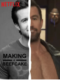 Probably the best new series on Netflix: NETFLIX  MAKING  BEEFCAKE Probably the best new series on Netflix