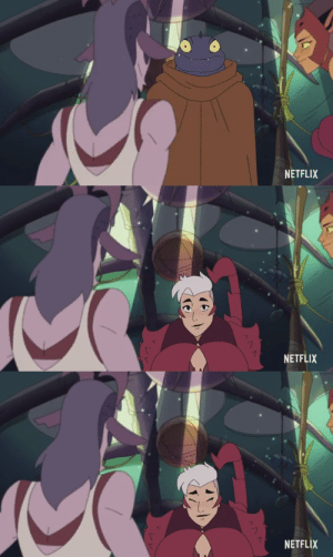 """Netflix, Tumblr, and Blog: NETFLIX   NETFLIX   NETFLIX princeasimdiya12:  The literal definition of""""looks like a cinnamon roll but can actually kill you"""".  WAIT DID SHE USE HER STINGER?"""