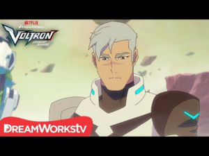 Journey, Netflix, and Target: NETFLIX  OLTRON  FENSE  DREAMWORKstv voltron:    With Lotor defeated and Shiro recovered, the Paladins are finally able to set a course for Earth. After a long and perilous journey, they discover that their home planet is not how they left it. The Paladins return to Earth in Season 7 of Voltron Legendary Defender, coming to @netflix August 10th!
