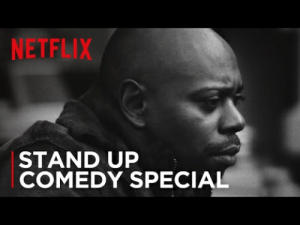 Gucci, Netflix, and Tumblr: NETFLIX  STAND UP  COMEDY SPECIAL gucci-flipflops:  thefilmstage: A pair of new Dave Chappelle stand-up specials will hit Netflix on March 21.  Yea buddy  I was ready 10 years ago