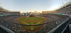Yankees Stadium tonight 6-21-2019: NETRAT  CLENS  SL  7  प्  TE  P  DELTA  STARR  BALLS 24 STRIKES 26 TOTAL PITCHES 50  PITCH SPEED  BANK OF AMERICA  HOUSTON ASTROS  BREGMAN  DRANTLEY  ALTUVE  ALVAREZ  GURRIEL  CHIRINOS  WHITE  MARISNICK  STRAW  ARMITRON  263  RF  17  234  343  262  236  229  247  303  YANKEE SLADLUM  28  THIS SEASON, BECAME THE  FIRST PLAYER IN FRANCHISE  HISTORY TO SCORE A RUN  IN EACH OF HIS FIRST  5 GAMES  DH  38  C  ARMITRON  -2 0 ATL  37 WSH O 3  INSURANCE  COMPANIES  CIN MIL 46 NYM 5  10  s GRAY  3-5  22 MIA 1  27 PHI 0  18  СнC 4  RF AARON JUDGE  C GARY SANCHEZ  SS DIDI GREGORIUS  DH GIANCARLO STANTON  10 COWIN CHCARNACION  CF BRETT GARDNER  28 GLEYGER TORRES  WHIP 38 Go URSHDLA  1.32 L CAMERON MAYBIN  ER  0 3  284  273  202  273  NEW YORK YANKEES  JAMES PAXTON  2019 SEASON STATS  48 DET 1A  47 CLE  40 SD 14 57 TOR 2  59 PIT 1  44  YORDAN  GATORADE  41 BOS 0  pepsi  65  358  PEACOCK  8:05 4 CIN  57 MIL  CANDERSON  3-1  MIL  C. YELICH LEADS 47 LAA  THE MAIORE  WITH 28 HOMERS 63 BAL 10:10 COL  AND 1.193 OPS  Bo10 33 MIN  65 KC  40 CWS  57 TEX  2019 SEASON STATS  YORDAN ALVAREZ  B15  PARTY DECOY  PARTY DE  ERA  IP  W-L  GS  4-3 57.2 3.75  12  K  BB  24  75  ALVAREZ  TB 10:07  940  53 OAK  8:15 20 SF  45 ARI  286  RBI  11  52 STL  AVG  343  OPS  1.281  HR  OR OL THE FANBOFREEZE  BIOFREEZE  BiOFREEZE  K9  11,71  i  HEY YANKEES FANS, GET GREAT OFFERS. DOWNLOAD OUR APP TODAY.  ICOOL THE PAIN  DANDECTE  BUPEEZE  COOL THE PAIN  10.10 RIGELOW  HESS  RPITRON  SEA  21 LAD  LAST AB: 2nd-WALK  RIELE THE PAN  PITCHING LINEP  2.2  58  4  12  Ford  CASIO  Budweind Budweise  BREELE  RHE MVR BALLS STRIKES OUTS  4 567 89  1 2 3  A DELTA  ARMITRON  ASTROS  YANKEES  COOL THE PAIN  HEY YANKEES FANS GET GREAT OFFERS. DOWNILOAD OUR APP TODAY.  0 12  Wds  010  0 20  BIOFREEZE  BIOFREELE  AT&T  COOL THE PAIN  BIOFREEZE  0 0  COOL THE PAIR  BuyFordNow.com  yankesbeisbol com  COL THE PAM  BANKOF AMERICA  om SW  BIOFREEZE  Budweiser  ROECOOL THE PAIN  000000000  Tho Hork
