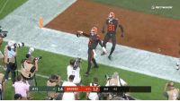 Memes, Best, and Browns: NETWORK  JETS  11 14 BROWNS 011 12 3  3rd 42 ✨GOTCHA. ✨   The BEST trick plays from the 2018 season! https://t.co/j9MqTMqKBE