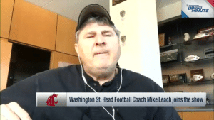 """Did you really watch any film?"" 😂  @Coach_Leach always knew @GardnerMinshew5 could be GREAT in the league. (via @nflnetwork) https://t.co/tzcwGivIQ1: NETWORK  UP TO THE  MINUTE  Washington St. Head Football Coach Mike Leach joins the show ""Did you really watch any film?"" 😂  @Coach_Leach always knew @GardnerMinshew5 could be GREAT in the league. (via @nflnetwork) https://t.co/tzcwGivIQ1"