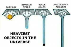 omg-humor:  True story ;): NEUTRON  STARS  BLACK  HOLES  SOCIALISM'S  FAILURES  OUR SUIN  HEAVIEST  OBJECTS IN THE  UNIVERSE omg-humor:  True story ;)