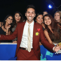 Catfished, Memes, and Mtv: Nev Schulman said it loud and proud ... he's Jewish and is standing up against white supremacists. 👍 catfish mtv nevschulman tmz