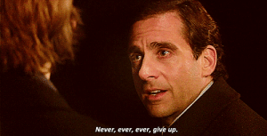 https://iglovequotes.net/: Never, ever, ever, give up. https://iglovequotes.net/