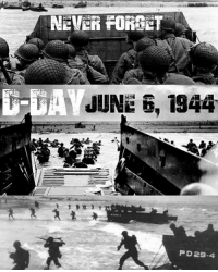 73 years ago today. #DDAY: NEVER FORGET  IT-TAY JUNE 6, 1944  PD 29-4 73 years ago today. #DDAY