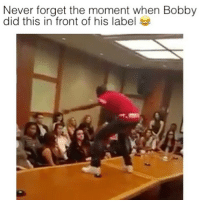 FREE BOBBY 🗽🍋 @funnyblack.s ➡️ TAG 5 FRIENDS ➡️ TURN ON POST NOTIFICATIONS: Never forget the moment when Bobby  did this in front of his label FREE BOBBY 🗽🍋 @funnyblack.s ➡️ TAG 5 FRIENDS ➡️ TURN ON POST NOTIFICATIONS