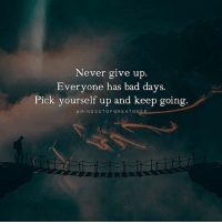 On point @mindsetofgreatness 👌 It's easy to put in work when things are going great and you feel pumped and motivated. But it takes courage and dedication to stay disciplined when shit gets tough. Keep pushing! 💪: Never give up  Everyone has bad days  urself up and keep going.  @MINDSETOFGREATNESS On point @mindsetofgreatness 👌 It's easy to put in work when things are going great and you feel pumped and motivated. But it takes courage and dedication to stay disciplined when shit gets tough. Keep pushing! 💪