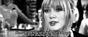 https://iglovequotes.net/: Never let the fear of striking out, keep you  from playing the game https://iglovequotes.net/