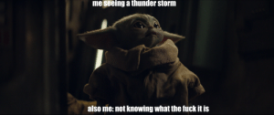 never too late for a baby Yoda meme, right?: never too late for a baby Yoda meme, right?