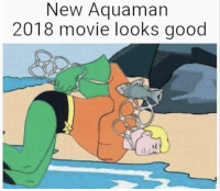 Funny, Good, and Movie: New Aquaman  2018 movie looks good A big funny