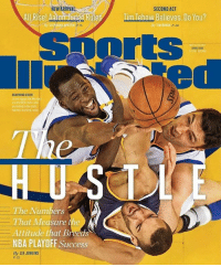 @money23green and @zazapachulia got the front page of the upcoming @sportsillustrated. TheHustle: NEW ARRIVA  ll Rise! A  Rule  B STEPHANIE APSTEIN PTo  DRAYMONO GREEN  The Numbers  That Measure the  Attitude that Breeds  NBA PLAYOFF Success  By LEE JENKINS  SECOND ACT  m Tebow Believes. Do You?  By TIM ROHAN @money23green and @zazapachulia got the front page of the upcoming @sportsillustrated. TheHustle