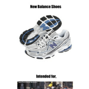 new product 976e9 2d744 Memes, New Balance, and Old Man  New Balance Shoes Intended for old man