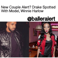 "New Couple Alert? Drake Spotted With Model, Winnie Harlow -blogged by @miss_binky ⠀⠀⠀⠀⠀⠀⠀⠀⠀ ⠀⠀⠀⠀⠀⠀⠀⠀⠀ When it comes to Drake, two things are certain…He knows how to make a hit record, and he's no stranger to dating beautiful women. ⠀⠀⠀⠀⠀⠀⠀⠀⠀ ⠀⠀⠀⠀⠀⠀⠀⠀⠀ Fresh off his fling with JLo, Drizzy was spotted getting cozy with model (and fellow Canadian), WinnieHarlow, at his exclusive party at London's Libertine nightclub. According to PageSix, Winnie made a mad dash from another club, Cirque Le Soir, in order to party with Drake into the wee hours of Sunday morning. ⠀⠀⠀⠀⠀⠀⠀⠀⠀ ⠀⠀⠀⠀⠀⠀⠀⠀⠀ You may remember Winnie from America's Next Top Model, Beyoncé's ""Lemonade"" visuals, countless print ads, and Drake even makes mention of her on his track ""Know Yourself."" ⠀⠀⠀⠀⠀⠀⠀⠀⠀ ⠀⠀⠀⠀⠀⠀⠀⠀⠀ The two have known each other for quite some time, so maybe they're just good friends (with or without benefits), or maybe this is really a blossoming romance. What do you guys think?: New Couple Alert? Drake Spotted  With Model, Winnie Harlow  @baller alert New Couple Alert? Drake Spotted With Model, Winnie Harlow -blogged by @miss_binky ⠀⠀⠀⠀⠀⠀⠀⠀⠀ ⠀⠀⠀⠀⠀⠀⠀⠀⠀ When it comes to Drake, two things are certain…He knows how to make a hit record, and he's no stranger to dating beautiful women. ⠀⠀⠀⠀⠀⠀⠀⠀⠀ ⠀⠀⠀⠀⠀⠀⠀⠀⠀ Fresh off his fling with JLo, Drizzy was spotted getting cozy with model (and fellow Canadian), WinnieHarlow, at his exclusive party at London's Libertine nightclub. According to PageSix, Winnie made a mad dash from another club, Cirque Le Soir, in order to party with Drake into the wee hours of Sunday morning. ⠀⠀⠀⠀⠀⠀⠀⠀⠀ ⠀⠀⠀⠀⠀⠀⠀⠀⠀ You may remember Winnie from America's Next Top Model, Beyoncé's ""Lemonade"" visuals, countless print ads, and Drake even makes mention of her on his track ""Know Yourself."" ⠀⠀⠀⠀⠀⠀⠀⠀⠀ ⠀⠀⠀⠀⠀⠀⠀⠀⠀ The two have known each other for quite some time, so maybe they're just good friends (with or without benefits), or maybe this is really a blossoming romance. What do you guys think?"