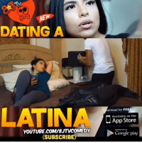 I would of done the same 😂😂😂😂 Follow @8jtv for more funny videos @8jtv: NEW  DATING A  LATINA  YOUTUBE COMI8JTVCOMEDY  (SUBSCRIBE)  wnload for FREE  Available on the  App Store  ANDROID APP ON  Google play I would of done the same 😂😂😂😂 Follow @8jtv for more funny videos @8jtv