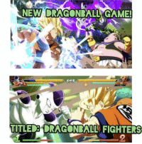 Anime, Bulma, and Dragonball: NEW DRAGON RALL GAMEI  LITLED8 DRAG NRALL FIGHTERS Releasing in 2018, it's a 2.5D competitive fighting game!! HELL YES!!! Goku Vegeta Beerus Whis Xenoverse2 goten trunks bulma chichi Gohan otaku ssj ssj2 ssj3 ssj4 anime Zwarriors SuperSaiyanBlue Dragonball DragonballZ DragonballGT DragonballSuper Db Dbz Dbgt Dbs anime NamcoBandai over9000