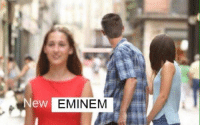 Eminem, New, and New Eminem: New  EMINEM