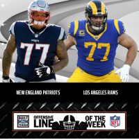 The Championship Round's best offensive line belonged to... https://t.co/nZdAnCgXMo (via @FordTrucks) https://t.co/blWZDncBR6: NEW ENGLAND PATRIOTS  LOS ANGELES RAMS  BUILTOFFENSIVE  OF THE  TOUGH The Championship Round's best offensive line belonged to... https://t.co/nZdAnCgXMo (via @FordTrucks) https://t.co/blWZDncBR6