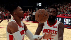 Crunch time next season:   James Harden is going to dribble out the clock and take the game winner...or is he?  (Video via @shady_00018) #Rockets  https://t.co/nUb2wyV3Tu: NEW  ERR  cOLTHIS  P  ROKIT  RACKETS Crunch time next season:   James Harden is going to dribble out the clock and take the game winner...or is he?  (Video via @shady_00018) #Rockets  https://t.co/nUb2wyV3Tu