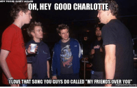 """Straight from their hit album """"Dookie""""! -Mac: NEW FOUND GLORY AEMES  OH HEY GOOD CHARLOTTE  ILOVE THAT SONG YOU GUYS DO CALLED""""MY FRIENDS OVER YOU""""  makeame me org Straight from their hit album """"Dookie""""! -Mac"""