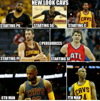 Do you guys think LeBron will be okay with his new bench role after the acquisition of Kyle Korver? The way the internet acted yesterday, Korver sounds like the white Michael Jordan. NBA NBAMemes ClevelandCavaliers Cavs Cleveland Cavaliers CLE KyleKorver TristanThompson DeAndreLiggins LeBronJames KyrieIrving LBJ: NEW LOOK CAVS  CAVS  STARTING PG  A STARTING SG STARTING  C  @PERSOURCES  ATL  STARTING PF  STARTING SF  FAVS  TTHMAN  6TH MAN Do you guys think LeBron will be okay with his new bench role after the acquisition of Kyle Korver? The way the internet acted yesterday, Korver sounds like the white Michael Jordan. NBA NBAMemes ClevelandCavaliers Cavs Cleveland Cavaliers CLE KyleKorver TristanThompson DeAndreLiggins LeBronJames KyrieIrving LBJ