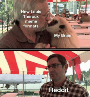 Louis Theroux is like a goldmine for meme formats: New Louis  Theroux  meme  formats  My Brain  Reddit Louis Theroux is like a goldmine for meme formats