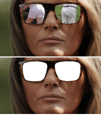 New Meme Template? Things that Melania is looking at. The second image is a template the glass is transparent if you put it into a photo editor.: New Meme Template? Things that Melania is looking at. The second image is a template the glass is transparent if you put it into a photo editor.
