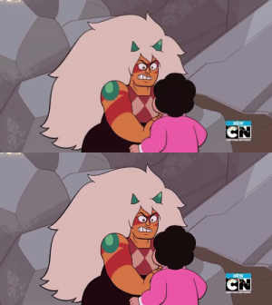 "blitzer6:  It's official; I like Jasper.She's clearly shown she's going to be one of those ""She'll never admit it, but she WANTS to be his friend""-type characters. Also I love this ""Anti-Hero"" route they're going right now. I doubt this will last but for now it looks like ""Jasper's Redemption"" if off to a good start.   WOOOHOOOO : NEW   NEW  CARTOON NETWORK blitzer6:  It's official; I like Jasper.She's clearly shown she's going to be one of those ""She'll never admit it, but she WANTS to be his friend""-type characters. Also I love this ""Anti-Hero"" route they're going right now. I doubt this will last but for now it looks like ""Jasper's Redemption"" if off to a good start.   WOOOHOOOO"