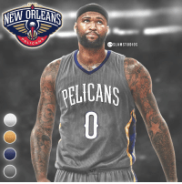 DeMarcus Cousins (rocking 0) in a dark-grey Pelicans jersey colorway! Thoughts? 🏀 Should the Pelicans rep these? 🤔 - Follow @slamstudios for more! 👈 - demarcuscousins cousins boogie kings sacramento sacramentokings neworleans pelicans nba sports basketball: NEW ORLEANS  LICA  SSLAM STUDIOS  PELICANS DeMarcus Cousins (rocking 0) in a dark-grey Pelicans jersey colorway! Thoughts? 🏀 Should the Pelicans rep these? 🤔 - Follow @slamstudios for more! 👈 - demarcuscousins cousins boogie kings sacramento sacramentokings neworleans pelicans nba sports basketball