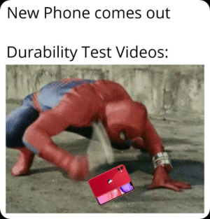 Money, Phone, and Videos: New Phone comes out  Durability Test Videos: Where do this youtubers get their money from
