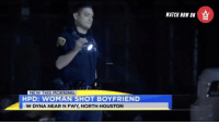 Say What? Argument Over A Cold Taco Leads Houston Woman To Shoot Her Boyfriend! 😳🌮🔫 Live now on WorldStarHipHop.com and the WSHHApp! (Via @abc13houston) @worldstar WSHH: NEW THIS MORNING  HPD: WOMAN SHOT BOYFRIEND  W DYNA NEAR N FWY, NORTH HOUSTON  WATCH NOW ON Say What? Argument Over A Cold Taco Leads Houston Woman To Shoot Her Boyfriend! 😳🌮🔫 Live now on WorldStarHipHop.com and the WSHHApp! (Via @abc13houston) @worldstar WSHH