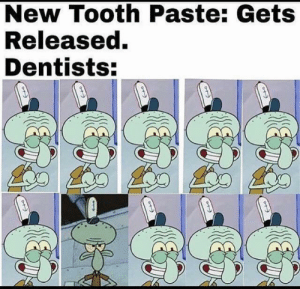 Toothpaste: New Tooth Paste: Gets  Released.  Dentists: Toothpaste