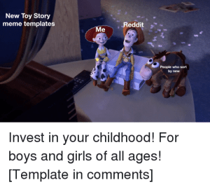 Toy Story Everywhere Meme