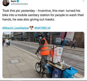 New Ways to Help Out Protestors (via /r/BlackPeopleTwitter): New Ways to Help Out Protestors (via /r/BlackPeopleTwitter)