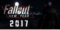 Memes, Fallout, and A Good Year: NEW YEAR  2 MIT Whether it's already 2017 for you or approaching 2017, the Fallout Dwellers team hopes you have a good year! Remember, 2017 means only 60 more years until the Great War. Be prepared... -Mechanist