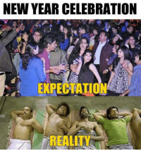 celebration: NEW YEAR CELEBRATION  REALITY