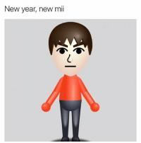 When I was younger I would just watch the Mii Plaza on my Wii for hours while eating, just watching them all walk around and talk to each other every once in a while • • • dank meme memes dankmeme dankmemes funny humor lol trump obama blacklivesmatter blm pokemon pokemonsun pokemonmoon pokémon gta fandom pets dog cat grandtheftauto: New year, new mii When I was younger I would just watch the Mii Plaza on my Wii for hours while eating, just watching them all walk around and talk to each other every once in a while • • • dank meme memes dankmeme dankmemes funny humor lol trump obama blacklivesmatter blm pokemon pokemonsun pokemonmoon pokémon gta fandom pets dog cat grandtheftauto