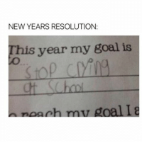 """Memes, New Year's Resolutions, and Waves: NEW YEARS RESOLUTION:  This year my goal is  naaeh mu doal I a i miss my old friends so much,,,I mean im happy seeing them move on nd stuff but im sure they dont miss the past, because they're in a good place now and the past stays in the past etc I see them with other people, and we don't wave at eachother,go round each others houses and have fun anymore, and it becomes awkward becoming close ever again they have a new squad, tagged in their photos and you scroll past and leave a """"like"""". i miss my old friends come back to me"""