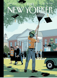 Yo, Covers, and New Yorker: NEW YO  CLAS  2016  2016  Kikuo On the front page of r/all