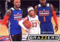 RT @NBASlander: The Knicks featuring Taylor Swift.: NEW YORK  BASKETBAL  NEW YORK  BASKETBALL  a@NBA Slander  BRAZZERS RT @NBASlander: The Knicks featuring Taylor Swift.