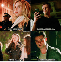 [The Originals 4x13] Still not over the fact that they all had to part 😭 ⠀ Q: Which city-cities would you like to visit? (in general) ⠀ My edit give credit [ rebekahmikaelson kolmikaelson hopemikaelson elijahmikaelson theoriginals|174.5k]: NEW YORK CITY  SAN FRANCISCO, CA  MYSTIC FALLS, VA  MANOSQUE,FRANCE [The Originals 4x13] Still not over the fact that they all had to part 😭 ⠀ Q: Which city-cities would you like to visit? (in general) ⠀ My edit give credit [ rebekahmikaelson kolmikaelson hopemikaelson elijahmikaelson theoriginals|174.5k]