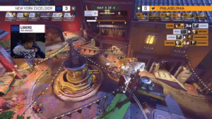 New York, Tumblr, and Blog: NEW YORK EXCELSIOR  3  MAP 4 OF 4  0 P PHILADELPHIA  39  CONTESTEDI  LIBERO  AS HANZD  NEPTUNO ordowennen:Pine time feat. close range Widow duel and casual 2k follow-up