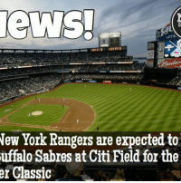 Would you enjoy a Winter Classic on the Mets home ground? Mets NHLDiscussion Rangers Sabres WinterClassic CitiField: New York Rangers are expected to  uffalo Sabres at Citi Field for the  er Classic Would you enjoy a Winter Classic on the Mets home ground? Mets NHLDiscussion Rangers Sabres WinterClassic CitiField
