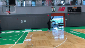 Newest sharpshooter, Tacko Fall👀 https://t.co/f6t6py2SMT: Newest sharpshooter, Tacko Fall👀 https://t.co/f6t6py2SMT