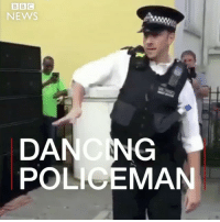 "Is this the best dancing police officer in the history of the Notting Hill Carnival? He impressed so much that the MC can be heard saying, ""He's not feds, he ain't police, you must be an undercover raver."" You may recognise PC Daniel Graham – he reached the semi-finals of Britain's Got Talent earlier this year. dance carnival nottinghillcarnival2017: NEWS  DANCNG  POLICEMAN Is this the best dancing police officer in the history of the Notting Hill Carnival? He impressed so much that the MC can be heard saying, ""He's not feds, he ain't police, you must be an undercover raver."" You may recognise PC Daniel Graham – he reached the semi-finals of Britain's Got Talent earlier this year. dance carnival nottinghillcarnival2017"