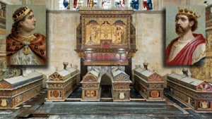 Bones, News, and Period: News from the study of the Winchester Cathedral Mortuary Chests at last. They traditionally house the bones of 15 high-status Anglo-Saxons, mostly kings plus a couple of bishops and one queen, originally buried in the Old Minster. The bones were scattered by soldiers during the Civil War but what was left was gathered back up and preserved. Analysis now shows that there are 22 different men in them, including two young princes, and a single woman - presumably Queen Emma, the traditional female body. All of them seem to date from the late Saxon and early Norman period, so King William II may be in there too. Read more on the Winchester Cathedral Website: http://www.winchester-cathedral.org.uk/2019/05/16/mortuary-chests-unlocked/