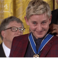 Incredibly powerful. Congratulations Ellen DeGeneres!: News Incredibly powerful. Congratulations Ellen DeGeneres!